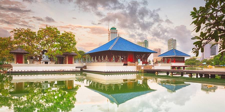 Sri Lanka, Temples and Tea Tour | Great Rail Journeys