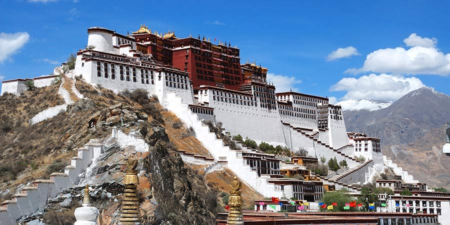 Across the Roof of the World to Tibet