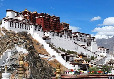 Beijing to Tibet - 'Across the Roof of the World'