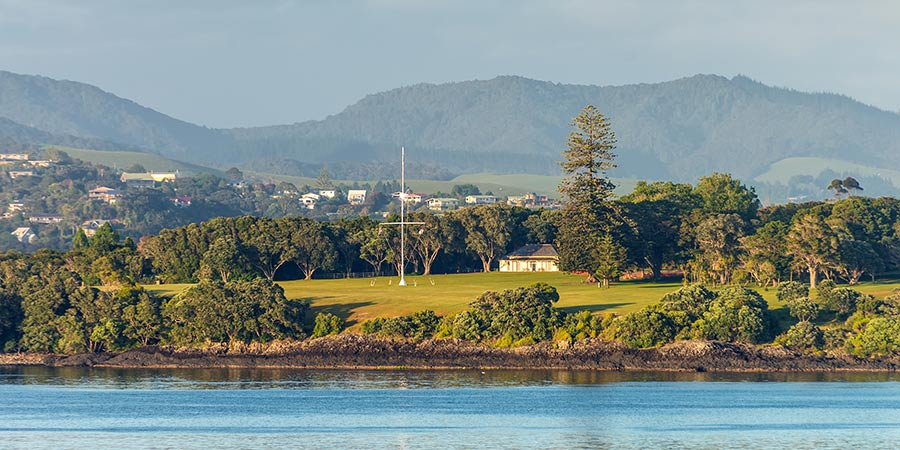 Waitangi Treaty Ground