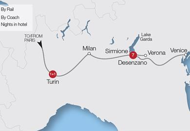 Eurostar | Rail Tours & Escorted Tours | Great Rail Journeys