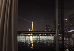 Seine River Cruise - Life on board