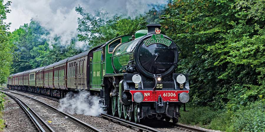 The Windsor Steam Express - © David Byng