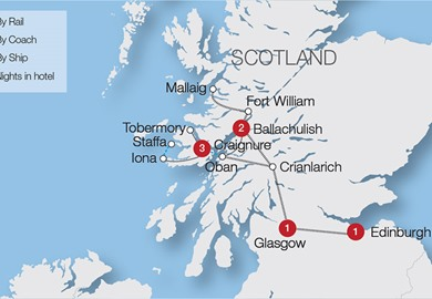 Western Highlands & Hebrides