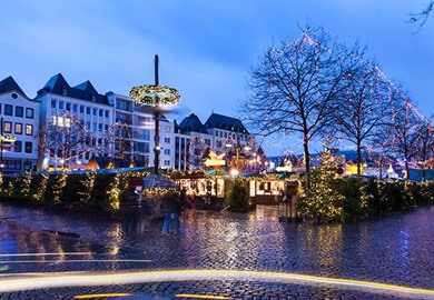 Christmas Markets of the Rhine