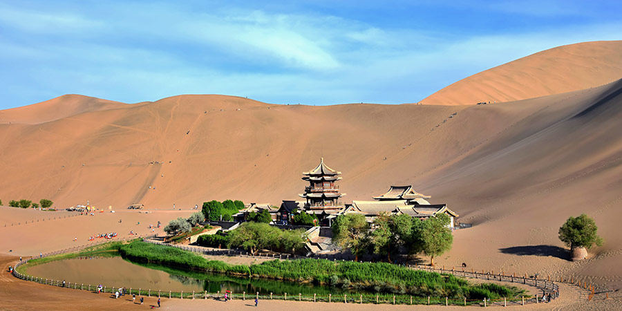 China - Echo Sand Mountain