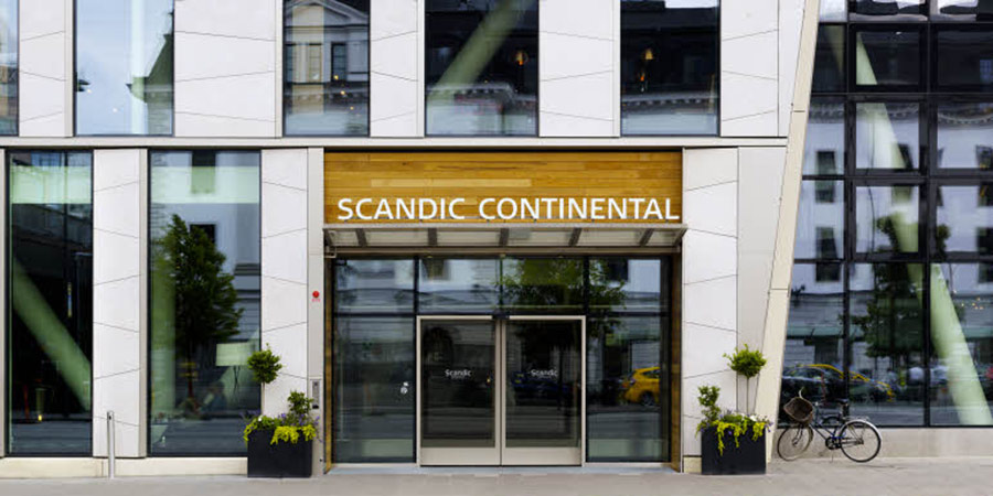 Scandic Continental Hotel