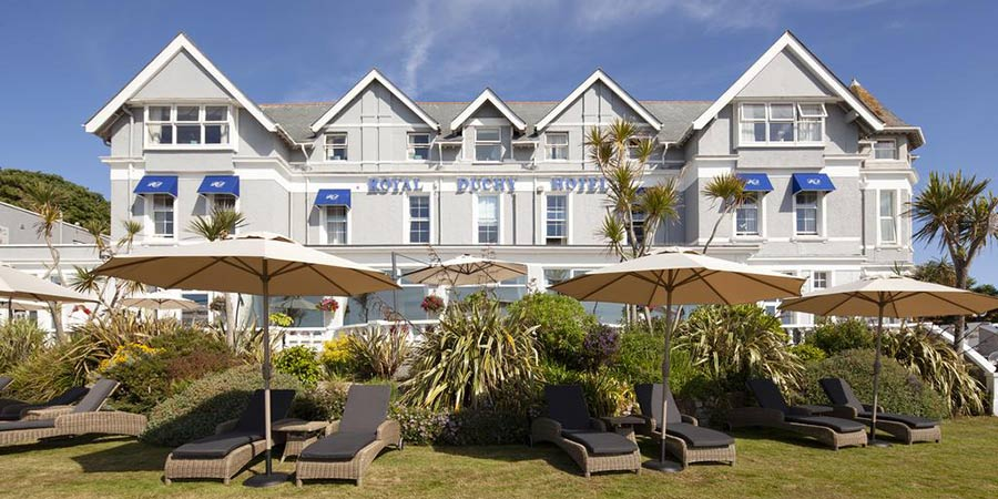 The Royal Duchy Hotel, Falmouth