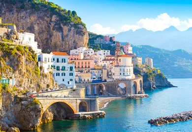 Rome, Sorrento & the Amalfi Coast