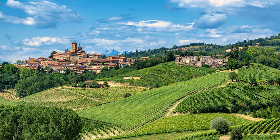 Monferrato wine region