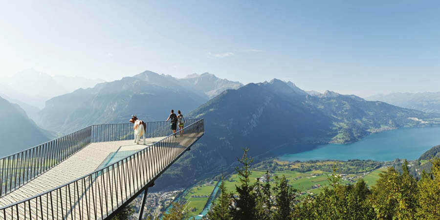 Harder Kulm look-out point
